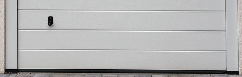 porte garage basculante